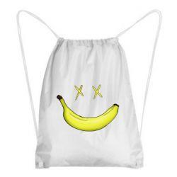 Рюкзак-мешок Banana smile