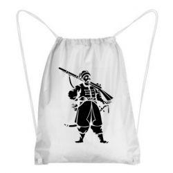 Рюкзак-мешок Cossack with a gun