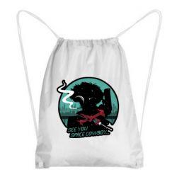 Рюкзак-мешок Cowboy bebop