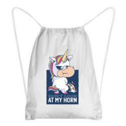 Рюкзак-мішок Don't look at my horn