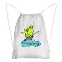 Рюкзак-мешок Fish Fishing