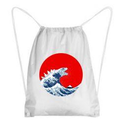 Рюкзак-мішок Godzilla Wave