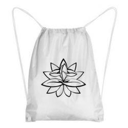 Рюкзак-мішок Lotus yoga
