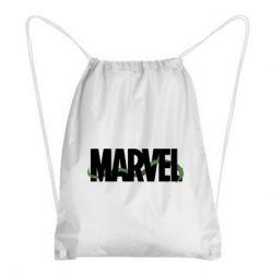 Рюкзак-мешок Marvel logo and vine