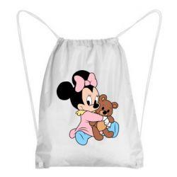 Рюкзак-мішок Minnie And Bear