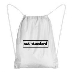 Рюкзак-мішок Not standard