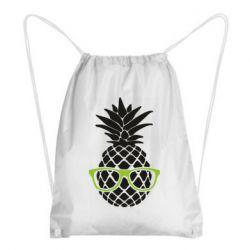 Рюкзак-мешок Pineapple with glasses