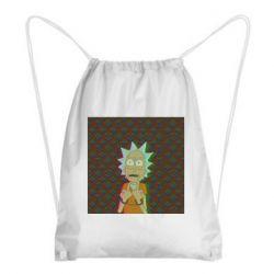 Рюкзак-мешок Rick Fck Hologram