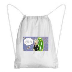 Рюкзак-мешок Rick Wiseau