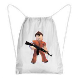 Рюкзак-мішок Roblox Prisoner