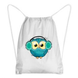 Рюкзак-мешок Winter owl