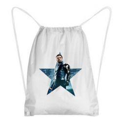 Рюкзак-мішок Winter Soldier Star
