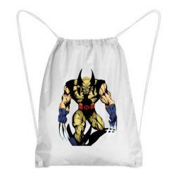 Рюкзак-мішок Wolverine comics