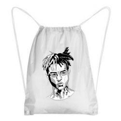 Рюкзак-мешок XXXTentacion Monochrome Art