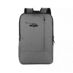 Рюкзак для ноутбука 3Д Танк - FatLine