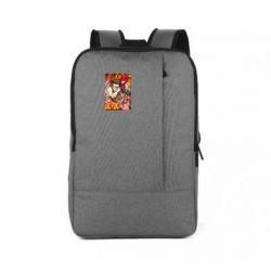 Рюкзак для ноутбука AC DC Art Banner - FatLine