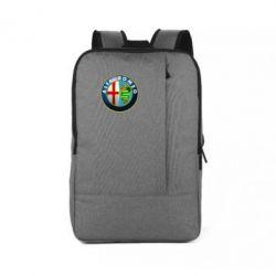 Рюкзак для ноутбука ALFA ROMEO - FatLine