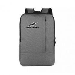 Рюкзак для ноутбука Alpinestar Logo - FatLine