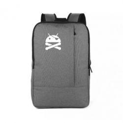 Рюкзак для ноутбука Android Pirate - FatLine
