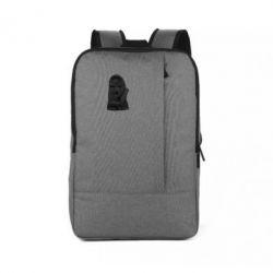 Рюкзак для ноутбука Балаклава с пистолетом - FatLine
