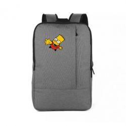 Рюкзак для ноутбука Барт Симпсон