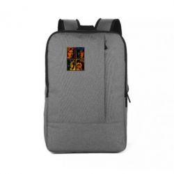 Рюкзак для ноутбука Битлы - FatLine