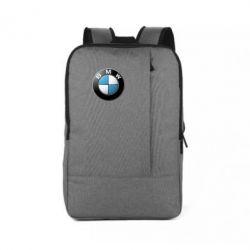 Рюкзак для ноутбука BMW Small Logo - FatLine