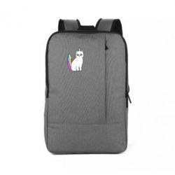 Рюкзак для ноутбука Cat Unicorn