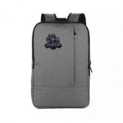 Рюкзак для ноутбука Chemodan Clan Art - FatLine