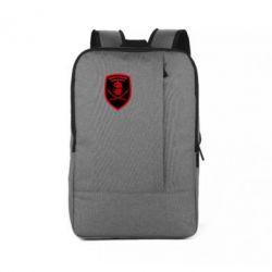 Рюкзак для ноутбука Цинічний Бандера - FatLine