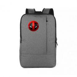 Рюкзак для ноутбука Deadpool Logo - FatLine