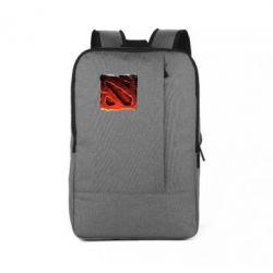 Рюкзак для ноутбука Dota 2 3d Logo - FatLine