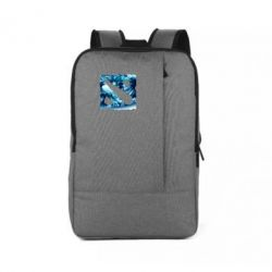 Рюкзак для ноутбука Dota 2 Fan Art (Logo) - FatLine