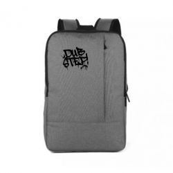 Рюкзак для ноутбука Dub Step Граффити - FatLine