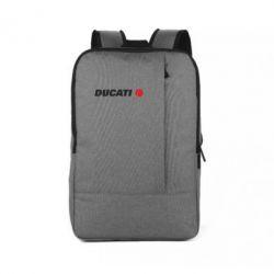 Рюкзак для ноутбука Ducati - FatLine