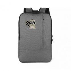 Рюкзак для ноутбука Енот - FatLine