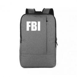 Рюкзак для ноутбука FBI (ФБР) - FatLine