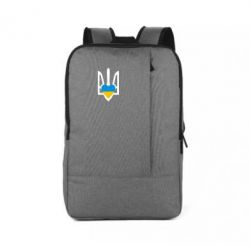 Рюкзак для ноутбука Герб з серцем - FatLine