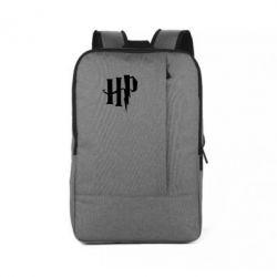 Рюкзак для ноутбука Harry Potter logo 1
