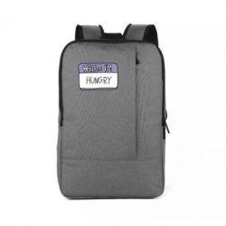 Рюкзак для ноутбука Hello, I'm hungry