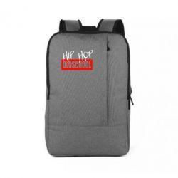Рюкзак для ноутбука Hip Hop oldschool