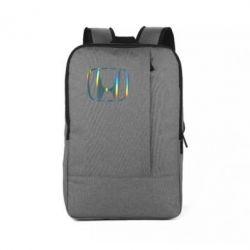 Рюкзак для ноутбука Honda logo Голограма