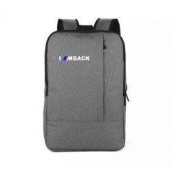 Рюкзак для ноутбука I am BACK