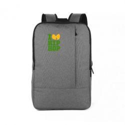 Рюкзак для ноутбука I love Hip-hop Wu-Tang - FatLine