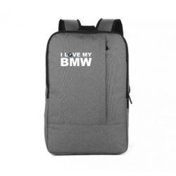 Рюкзак для ноутбука I love my BMW