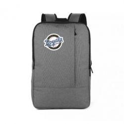 Рюкзак для ноутбука Kansas City Royals - FatLine