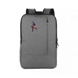 Рюкзак для ноутбука Кэп - FatLine