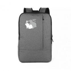 Рюкзак для ноутбука Кролики - FatLine