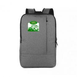Рюкзак для ноутбука Land Rover - FatLine