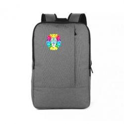 Рюкзак для ноутбука Lion vector